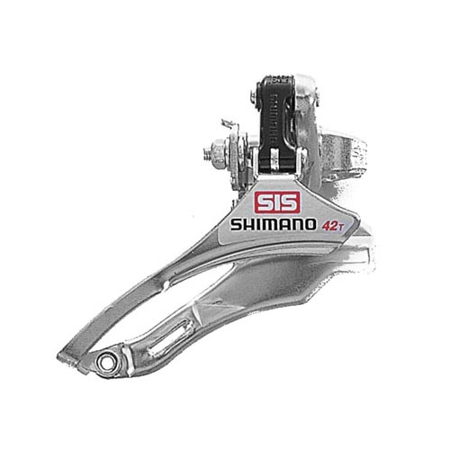 DESCARRILADOR SHIMANO TY 10 34,9 T SUPERIOR  42 D