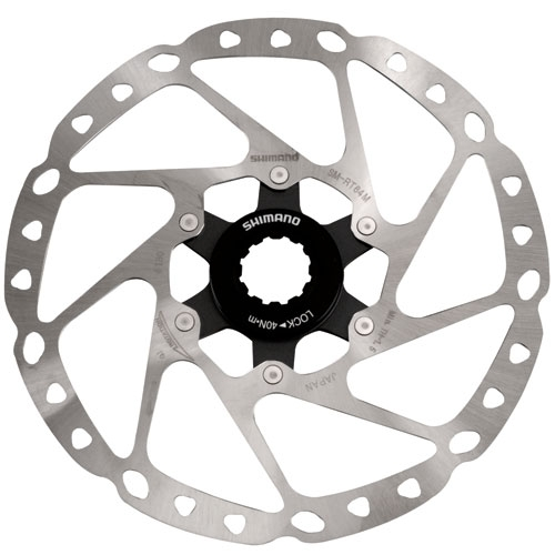 DISCO DE FRENO SHIMANO 180MM CENTERLOCK SM-RT64