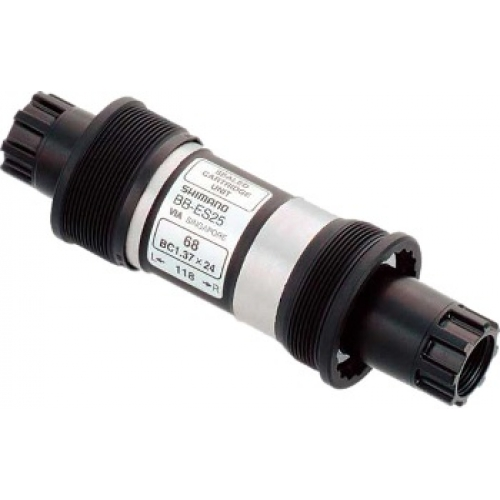 CAJA PEDALERA BBES25  1.37X113mm C / EJE ESTRIADO