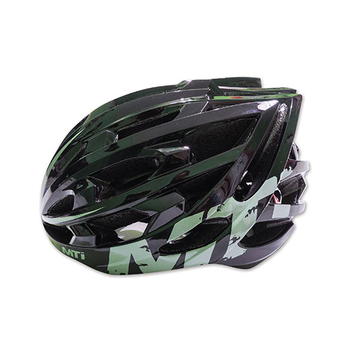 CASCO MTI IN MOLD LIFE 29  NEGRO /GRIS
