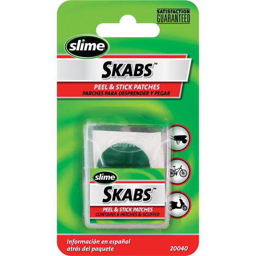 SLIME KIT PARCHES PREENCOLADOS 6X1 20040
