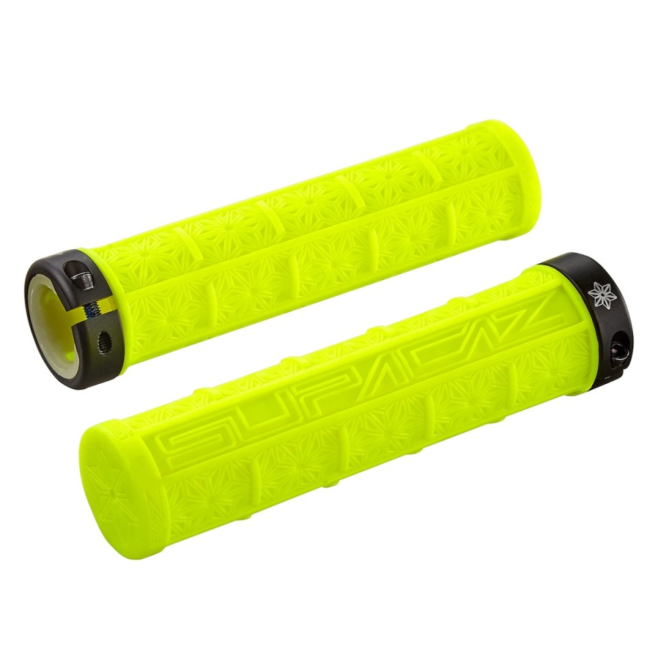 PUÑOS SUPACAZ GRIZIPS NEON YELLOW