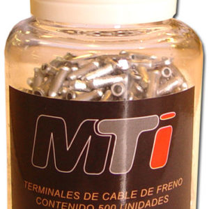 TERMINAL DE CABLE DE FRENO MTI  X 500 U