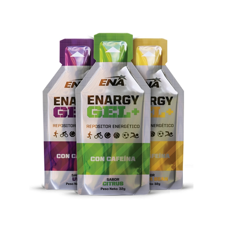 ENARGY GEL CAJA X 12 U LIMON