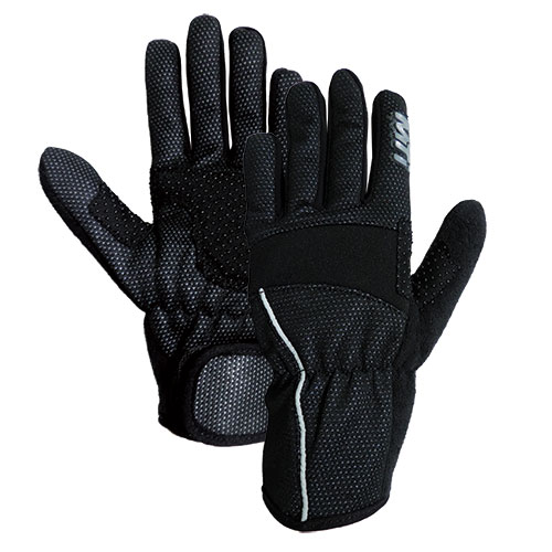 GUANTES  LARGOS MTI WINDSTOPPER M 1297 NEGRO