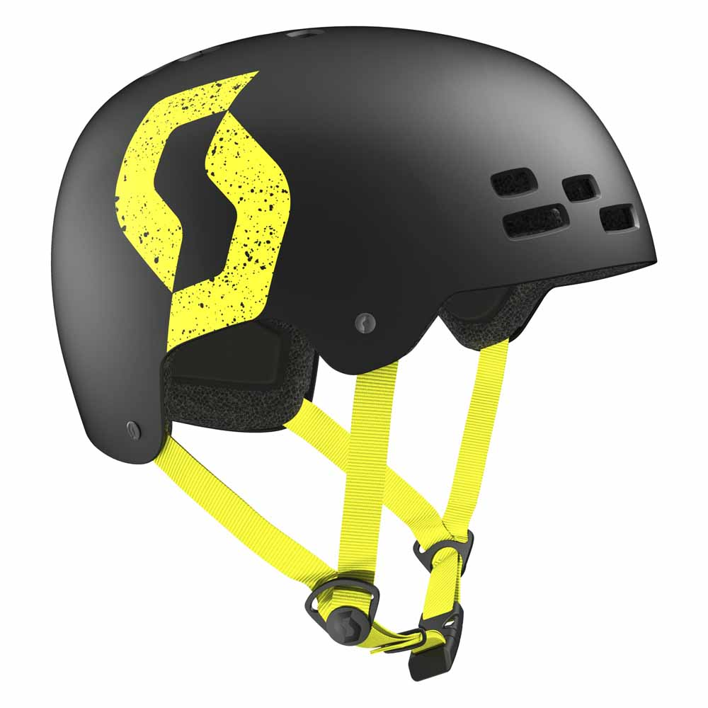 SCOTT CASCO JIBE NEGRO/AMARILLO